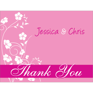 Thank You Card TC-001