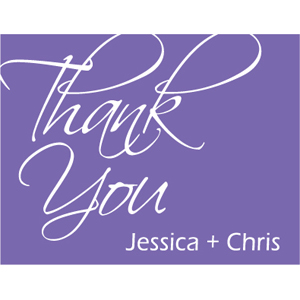 Thank You Card TC-003
