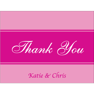 Thank You Card TC-010