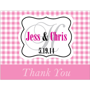 Thank You Card TC-014