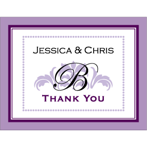 Thank You Card TC-015