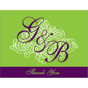 Thank You Card TC-023