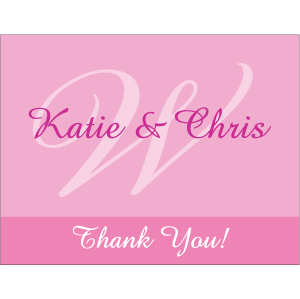 Thank You Card TC-026