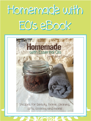 Handmade with essential oils eBook