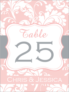Wedding Table WT-007