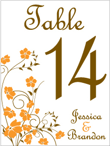 Wedding Table WT-028