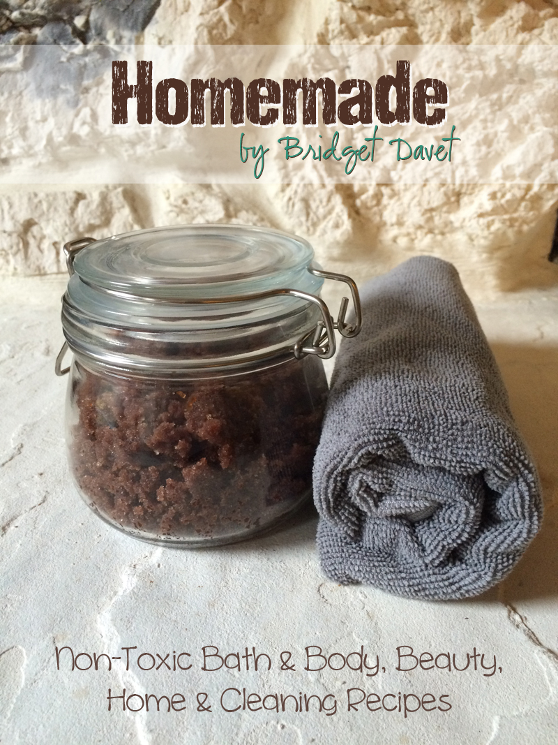 Homemade with Essential Oils by Essential Healthy Living